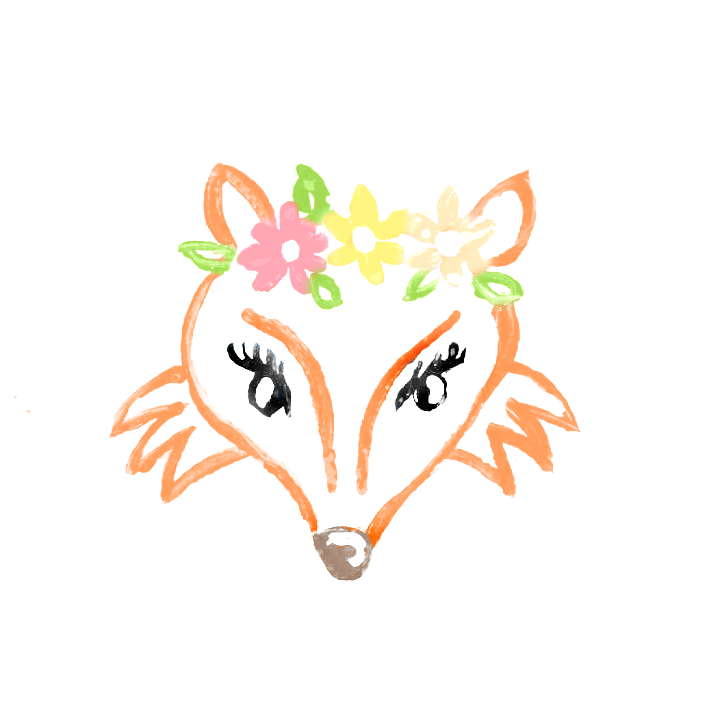 The Floral Fox