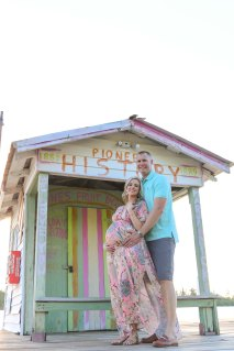 Cloughley Family - Maternity