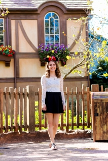 Samantha - Magic Kingdom Shoot
