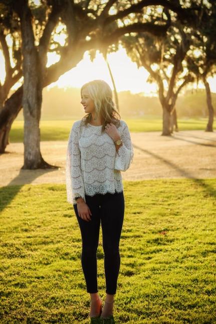 Allison - Sunset