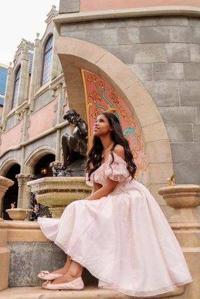 Lacey - Magic Kingdom Shoot