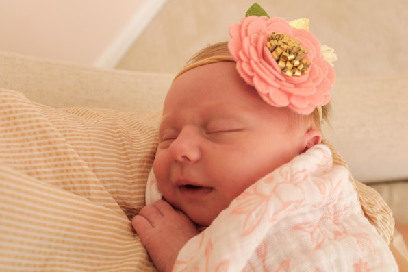 Merritt Jean - Newborn